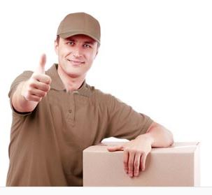 consegna pacco