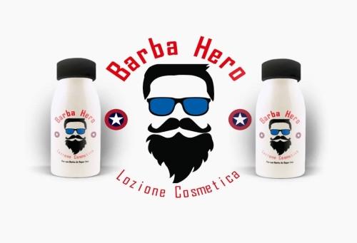 barba hero lozione ricrescita barba