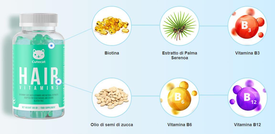 ingredienti cutecat