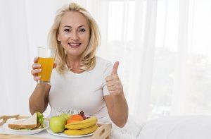 menopausa alimentazione