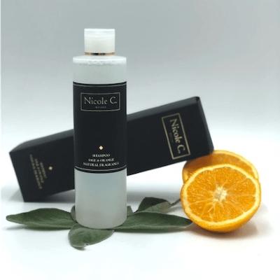 shampoo linea bianca trattamento detox