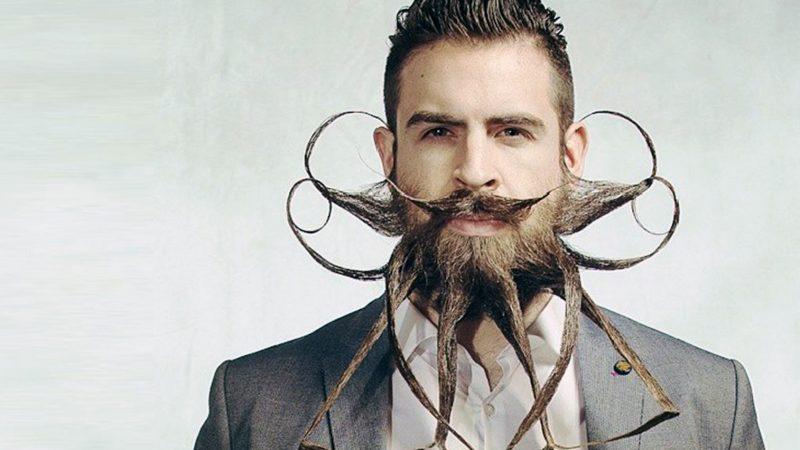 smart hair spray barba e baffi