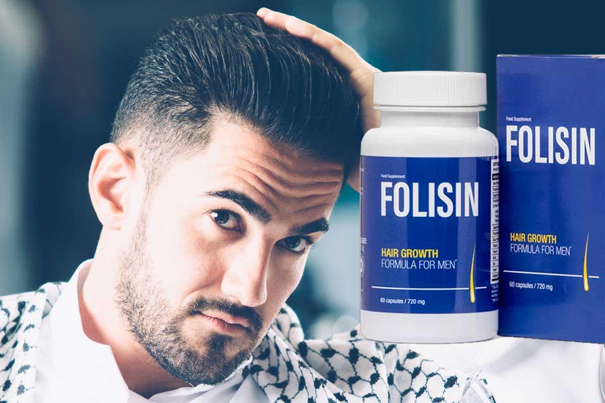Folisin capsule contro la caduta dei capelli. Funziona davvero? Opinioni e Recensioni