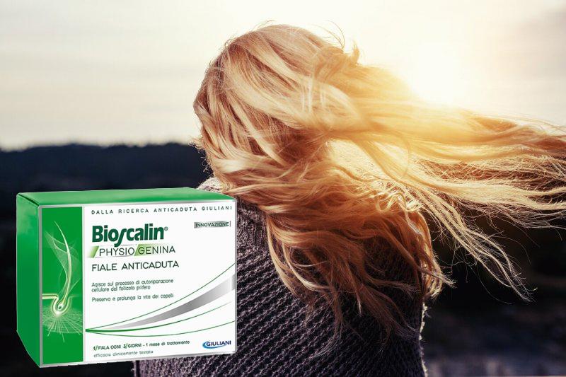 Bioscalin Physiogenina Capsule: Prezzo, benefici, recensioni