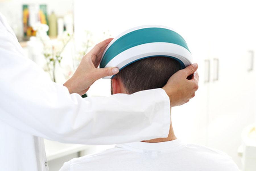 Migliori caschi laser per ricrescita capelli. Prezzi e Recensioni