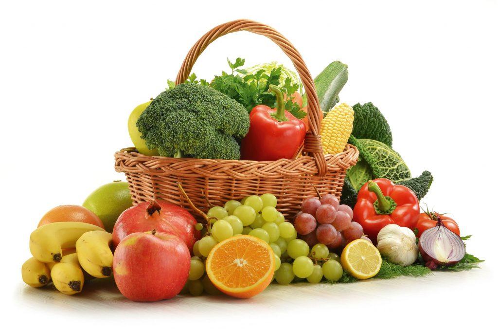 frutta e verdura benessere capelli